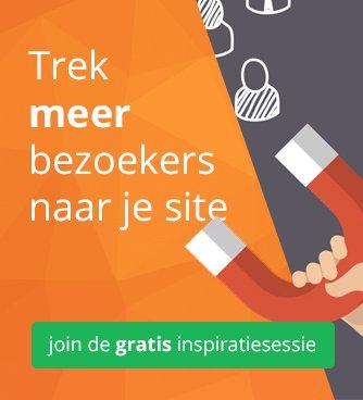 Trek meer bezoekers naar je site