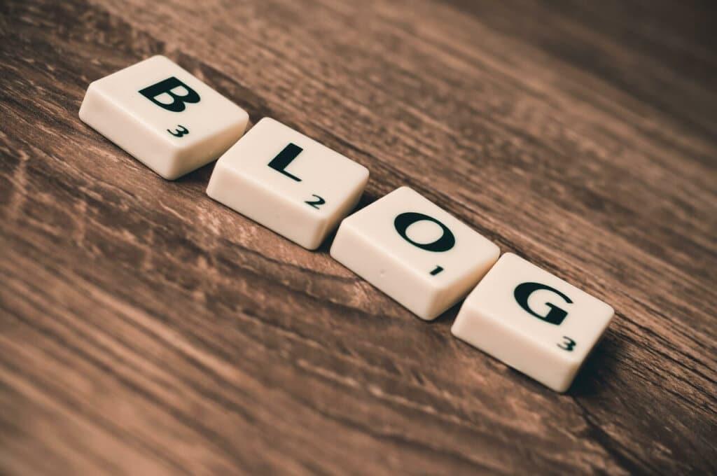 Bloggen is een vorm van content marketing