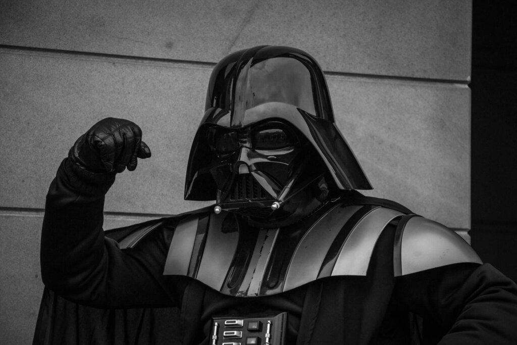 Darth Vader kan eigenlijk heel motiverend zijn
