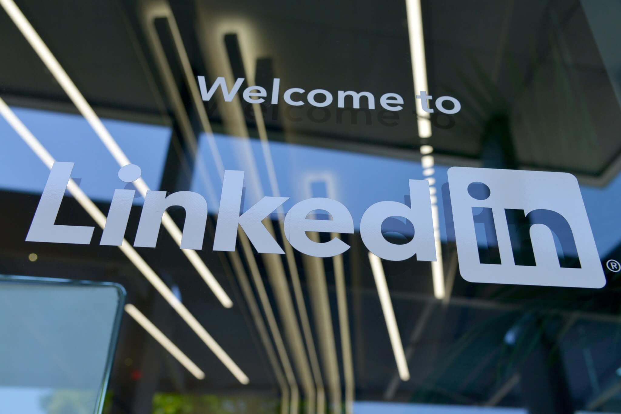 welkom bij jouw inleiding op linkedin marketing