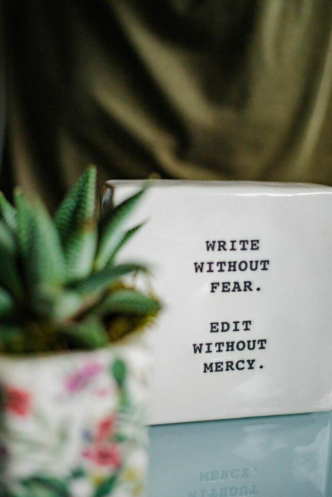 schrijven is natuurlijk een groot deel van wat een copywriter doet