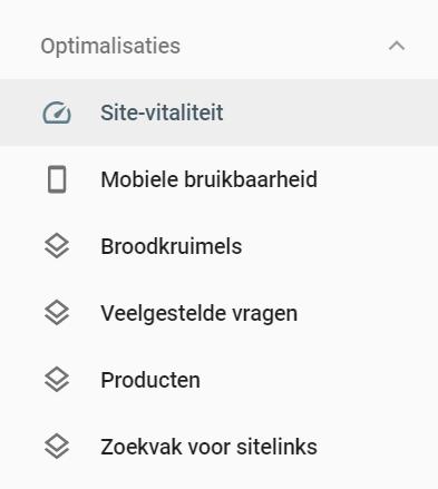 google page experience update voorbereiden
