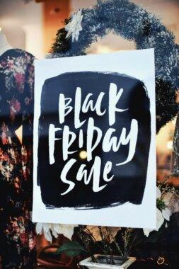 online producten verkopen wordt steeds belangrijker, juist tijdens black friday