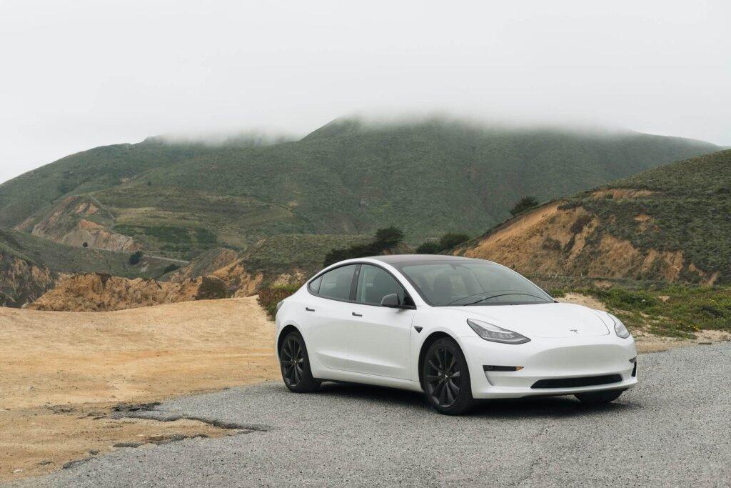 swot analyse van Tesla ter voorbeeld